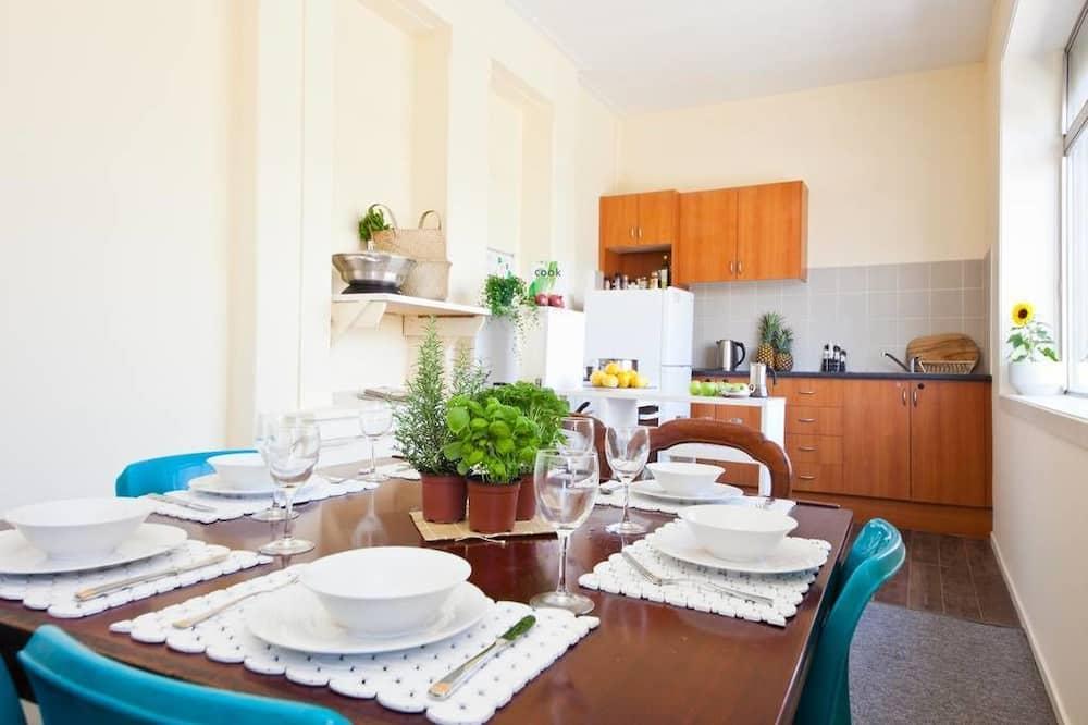 Апартаменти, 3 спальні - Обіди в номері