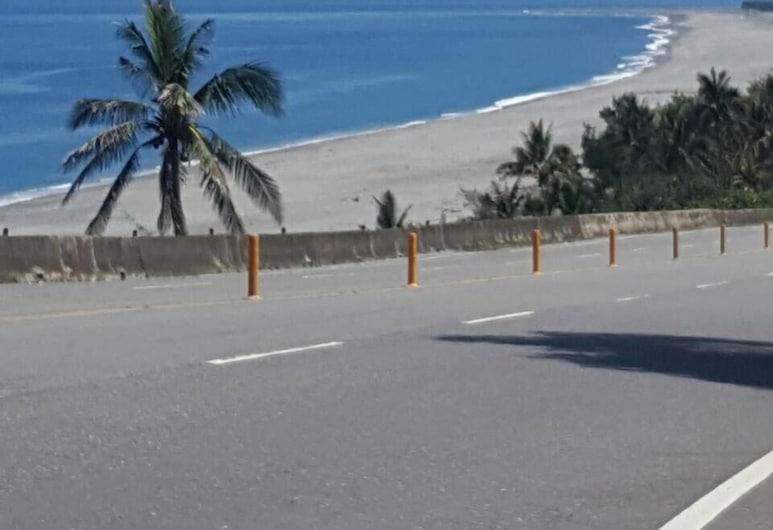 Taitung Hyaline Sea B&B, Taitung, Plaj