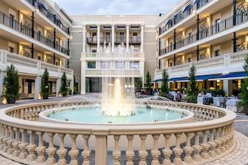 在卡利亚里的多奇欧皇宫酒店照片