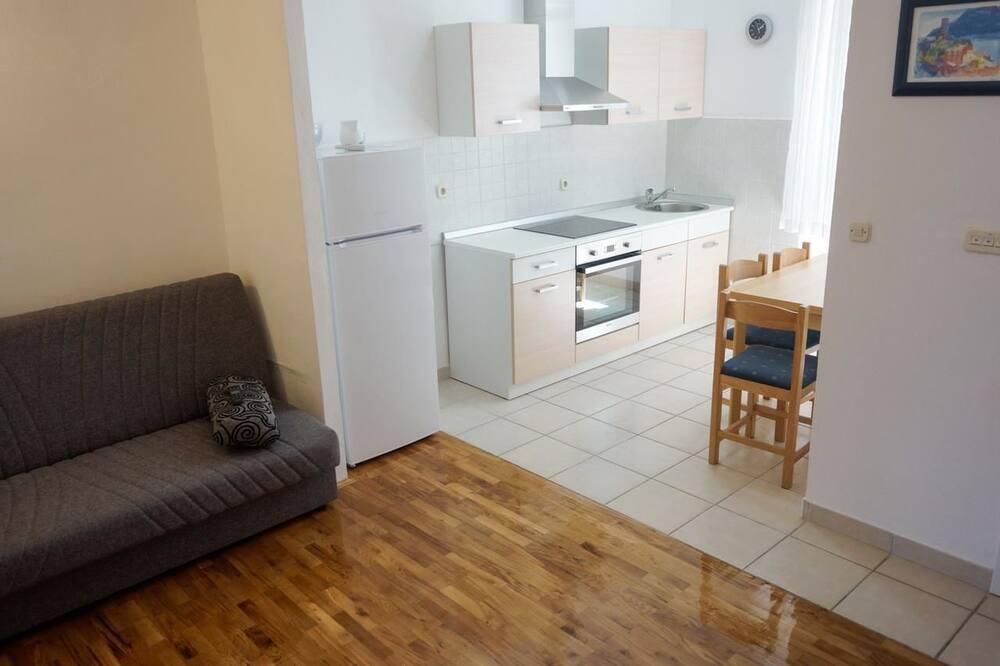 Apartmán, výhľad na more (A2) - Obývacie priestory