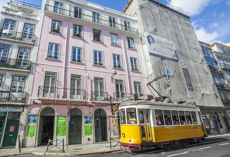 LxWay Apartments Boavista, Lissabon, Overnatningsstedets facade