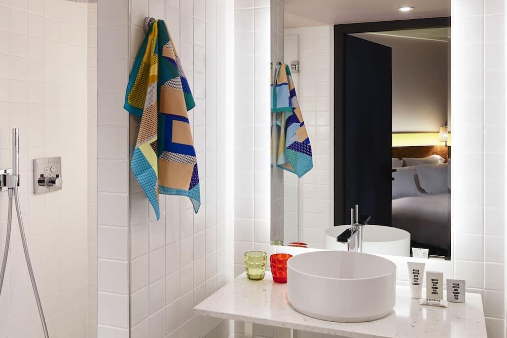 雙人房, 1 張加大雙人床 (Large Mama) - 浴室