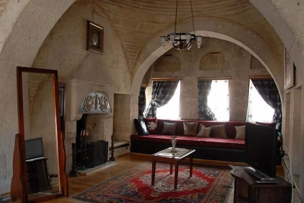 Suite – royal - Oppholdsområde