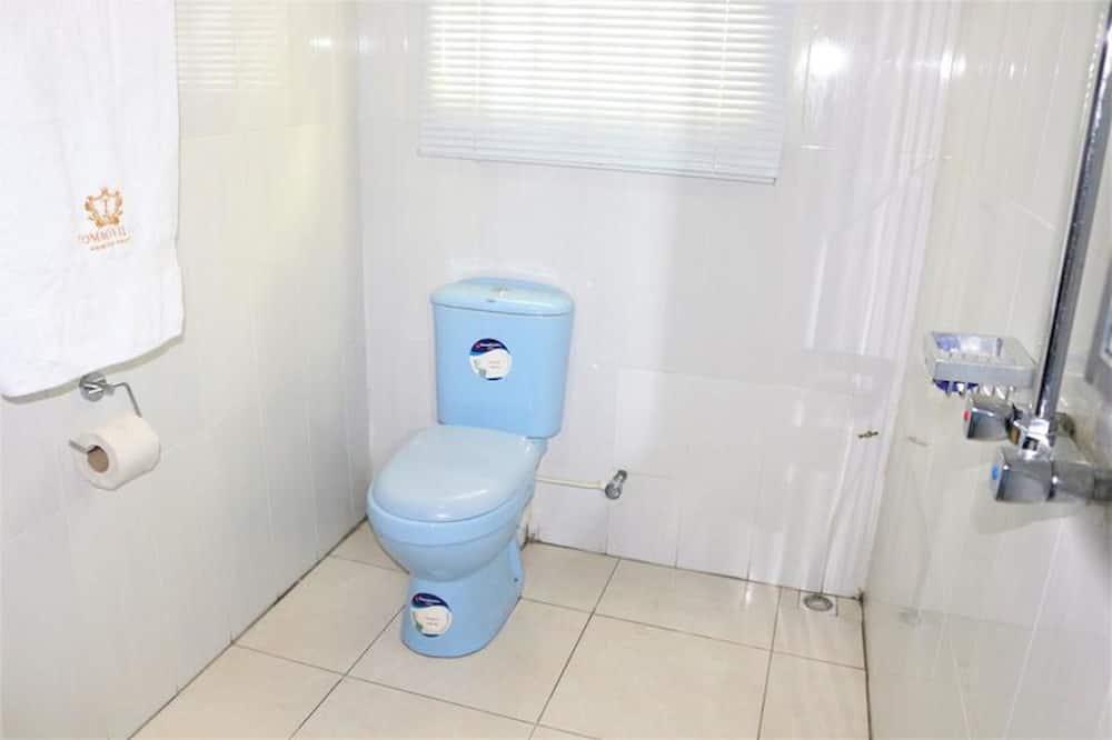 Представительский люкс, 1 двуспальная кровать «Квин-сайз», для некурящих - Ванная комната