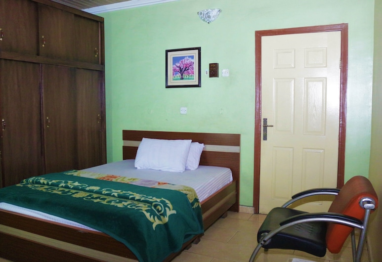 Chisam Suites, Port Harcourt, Superior Room, Guest Room