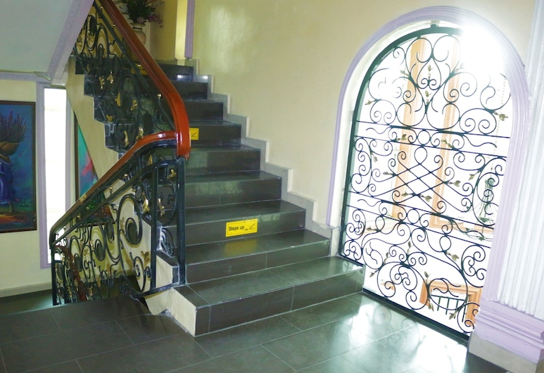 Chisam Suites, Port Harcourt, Staircase