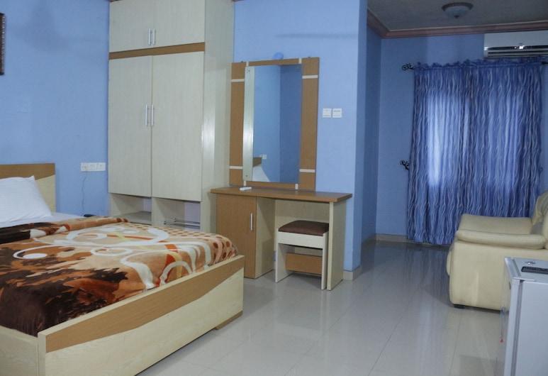 Chisam Suites Annex, Port Harcourt, Superior kamer, Kamer