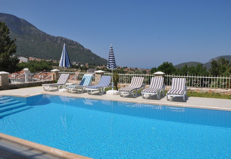 Panaroma Villa by Angel Rentals, Fethiye, Outdoor Pool