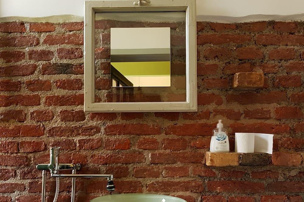Apartment (Bomboniera) - Bathroom