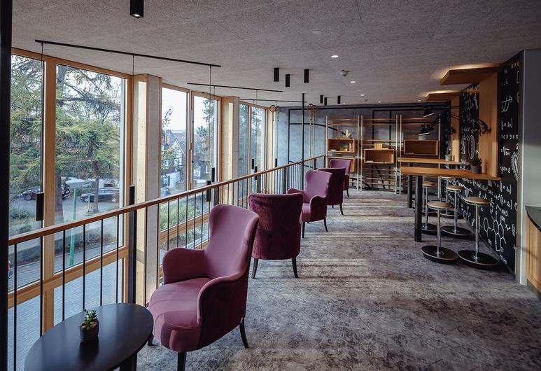 Schulhaus Hotel, Schwelm, Sala de estar en el lobby