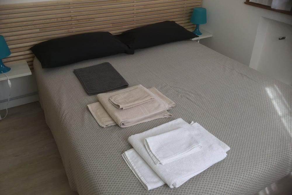 Appartement, 1 grand lit et 1 canapé-lit - Chambre