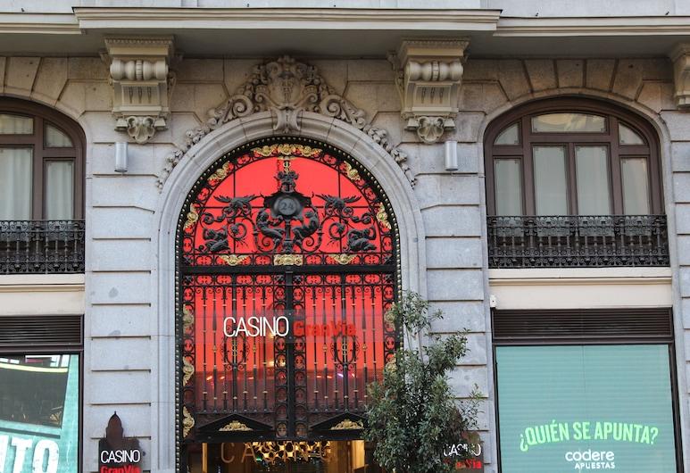 Casa de Huespedes Lourdes, Madrid, Hotelfassade