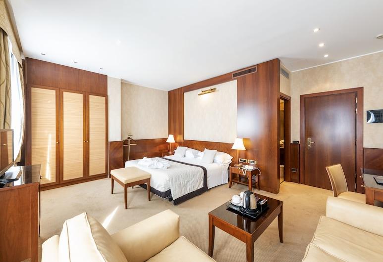 Hotel Ascot, Milan, Junior Suite, Guest Room