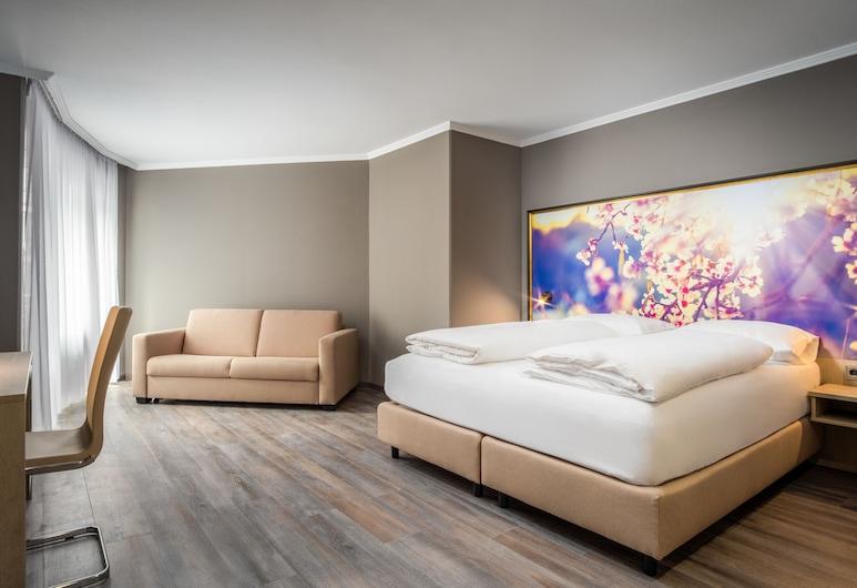 AWA Hotel, München, Junior-Suite, Stadtblick, Zimmer