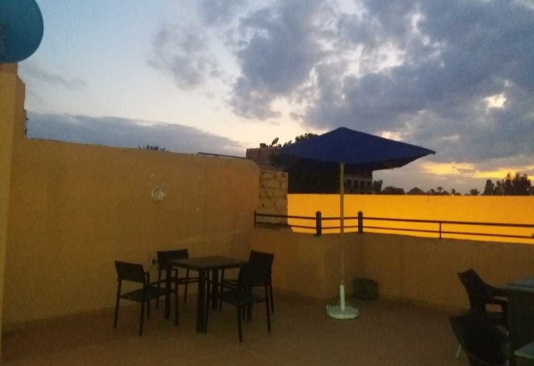 Hostel Mamma Africa, Marrakech, Taras/patio