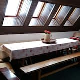 THE ATTIC OF CANAZEI