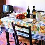 Апартаменты, 1 спальня (4 adults) - Обед в номере