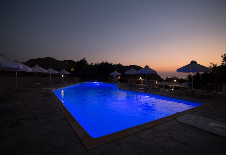 Akti Hotel & Apartments, Lesbos, Venkovní bazén