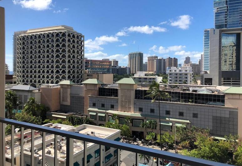 Marine Surf Studio/free Parking & Wifi/10b, Honolulu, Condo (❤️❤️Marine Surf Studio/free parking &), Balcony