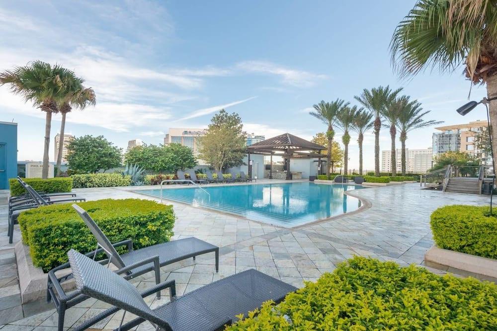Condo, Multiple Beds (PANORAMIC SKY-RISE CONDO!! 2 BALCONIE) - Outdoor Pool