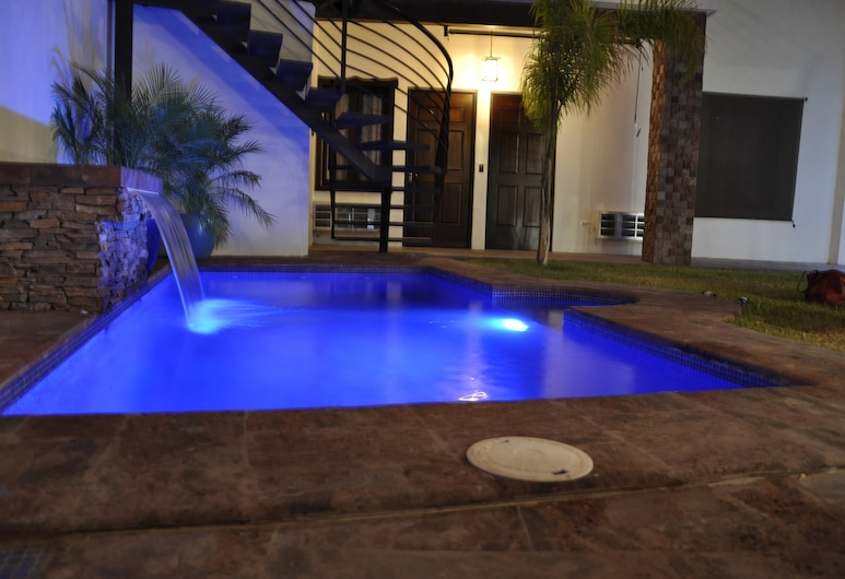 Hotel Industria, Magdalena de Kino, Pool