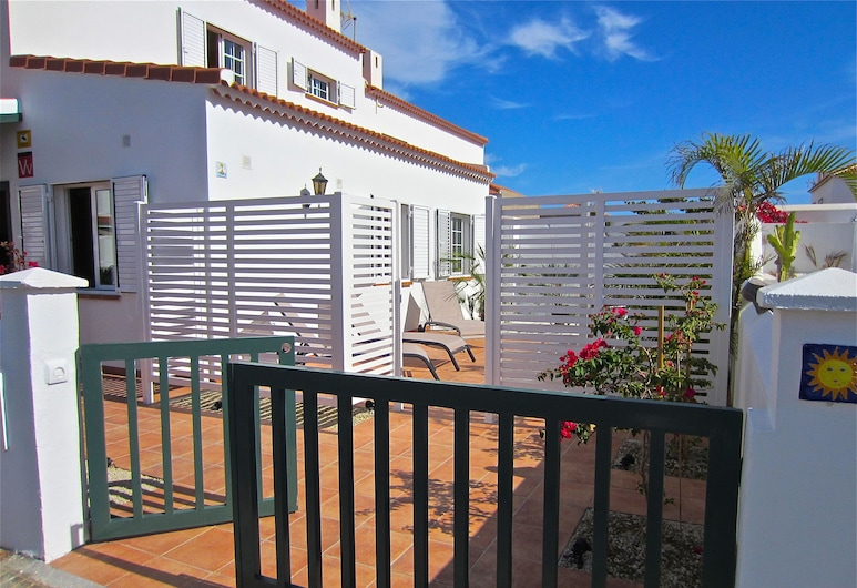 Abades Beach House - Tenerife. Canary Islands. Vv A-38-4. 0001211, אריקו, מרפסת
