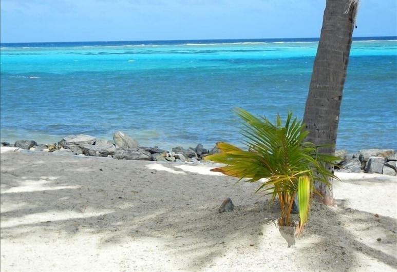 Paraíso Caribeño Frente al mar en Colony Cove Resort, Christiansted, Playa