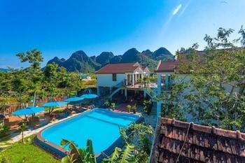 Bo Trach bölgesindeki Lucky Homes resmi