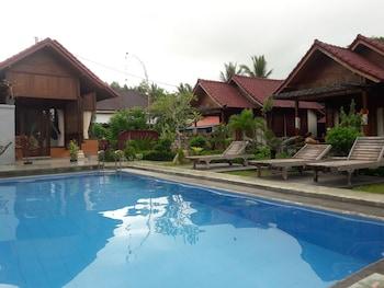 Fotografia hotela (Timbool Bungalow) v meste Ostrov Penida