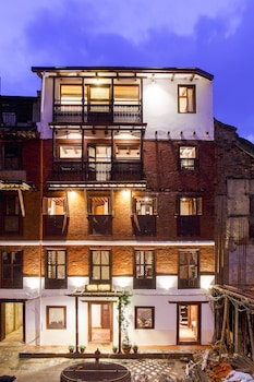Foto van Hotel Patan House in Lalitpur