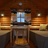 Cabaña económica - Sala de estar