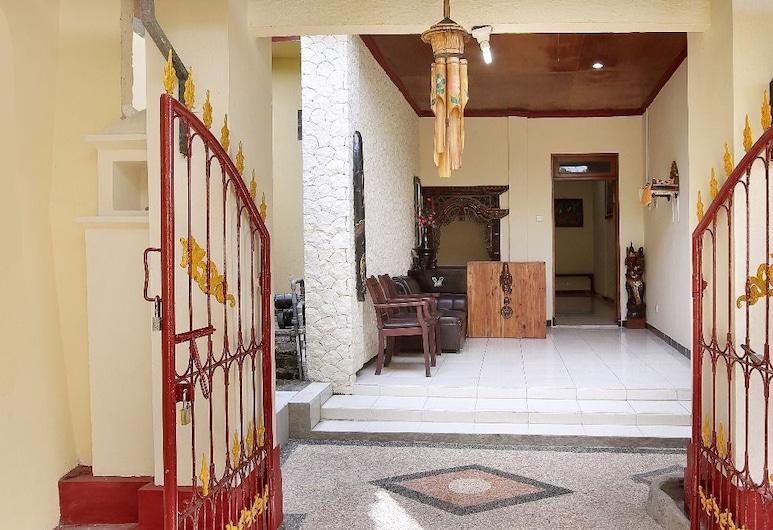 The Murai Guest House, Νούσα Ντούα, Είσοδος ξενοδοχείου