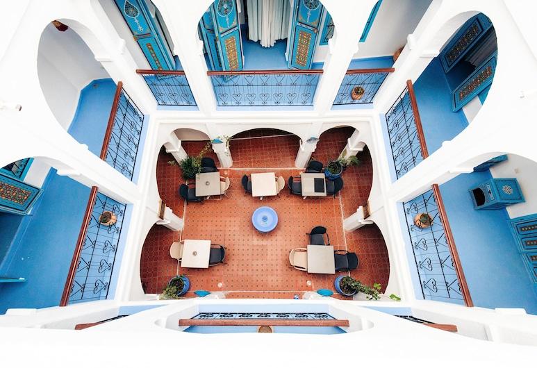 Hotel Dar Chefchaouen, Chefchaouen, Hotellinteriör