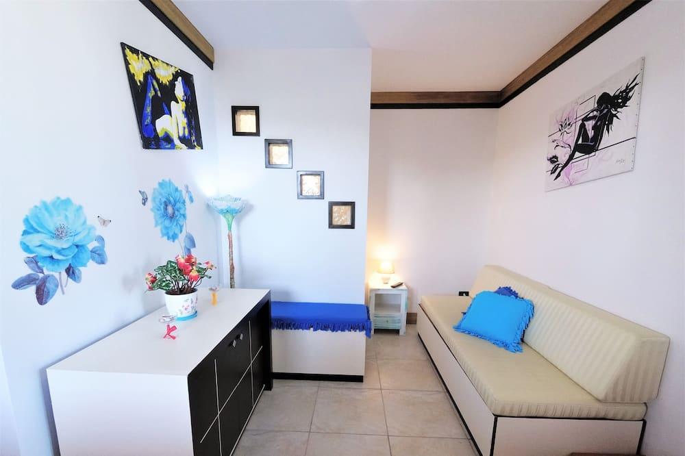 Panoramic Suite, Terrace - Living Area
