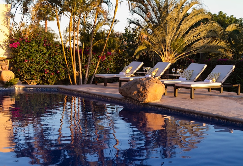 Hotel Lindo Ajijic B&B, Ajijic, Outdoor Pool