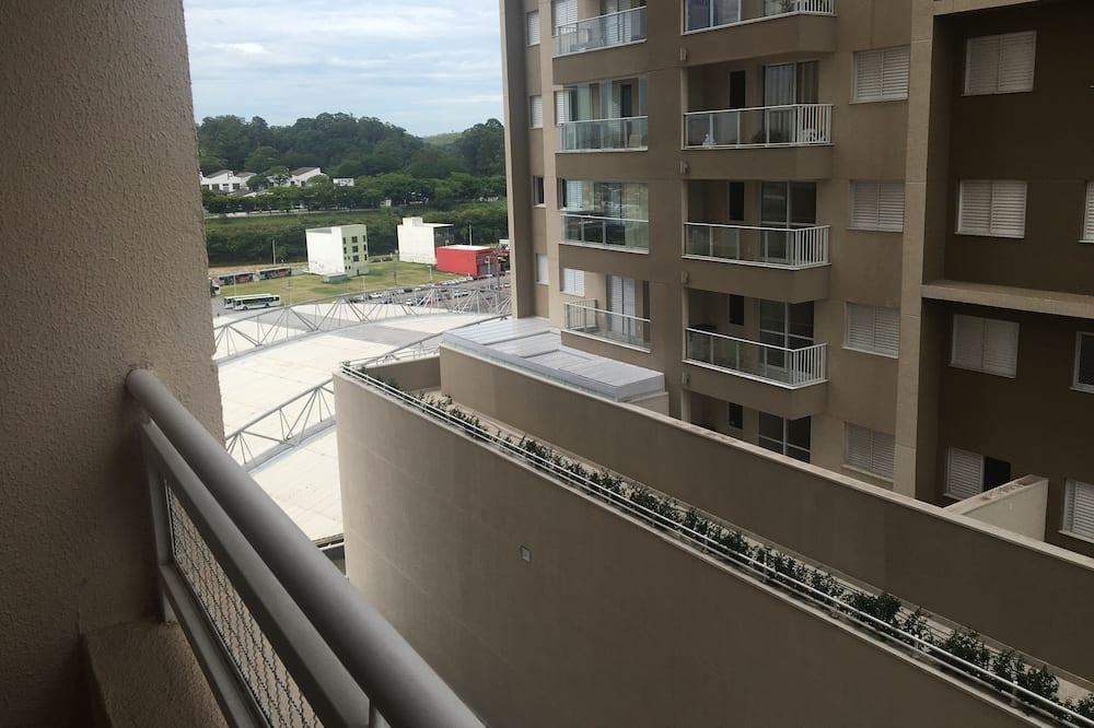 Economy Single Room, Non Smoking - Balcony View