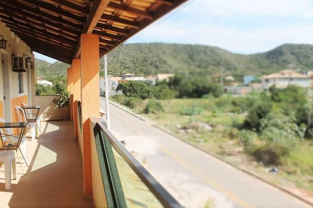 Basic Double or Twin Room, 1 Double Bed, Non Smoking - Balcony View