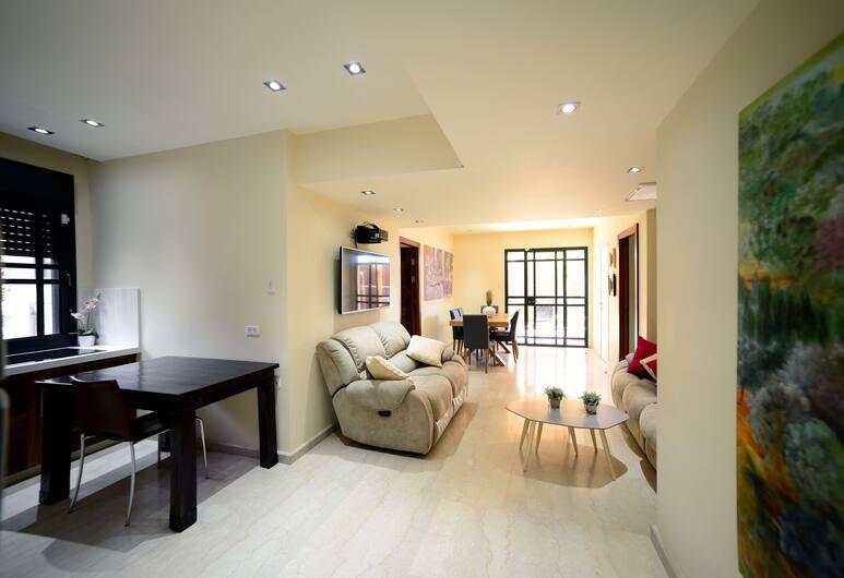 Garden Residence, Eilat, Apartment, 3 Bedrooms, Living Room