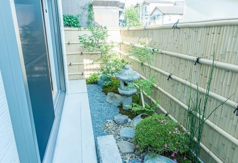 Heartwarming House, 京都市, 庭園
