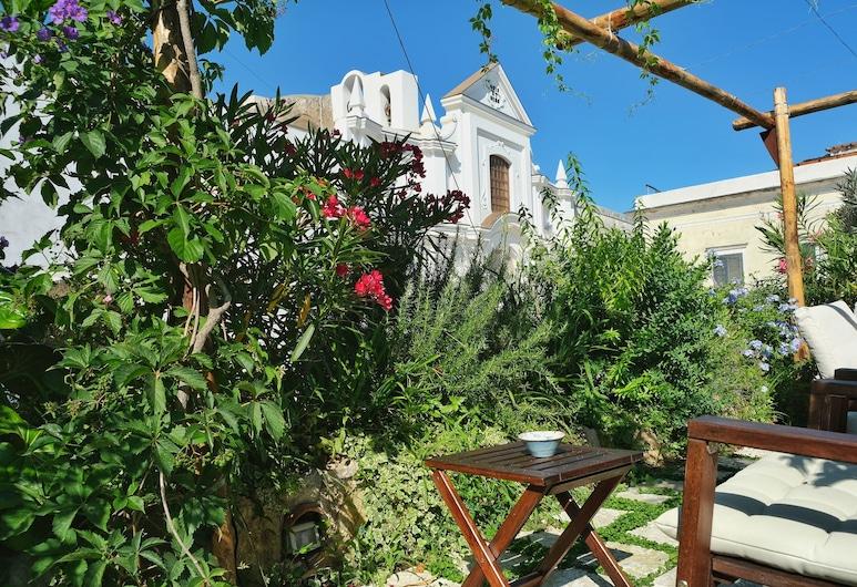 Le Cantinelle, Anacapri, Garden