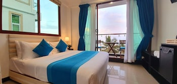 Picture of Huvan Beach Hotel at Hulhumale' in Hulhumalé