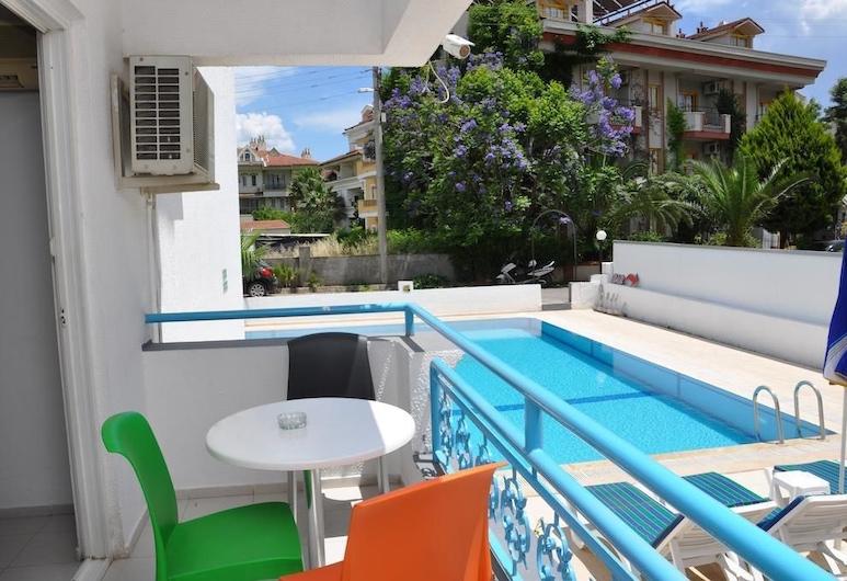 Sofi Apart, Marmaris, Apart Daire, 1 Yatak Odası, Balkon