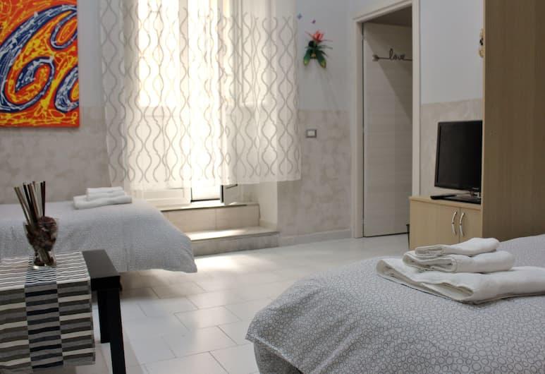 Sofia's House, Napoli, Leilighet, 2 soverom, 1. etasje, Rom