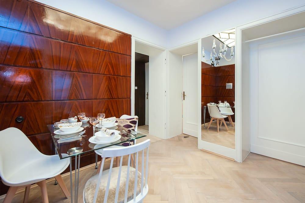 Apartament typu Design, 3 sypialnie - Powierzchnia mieszkalna