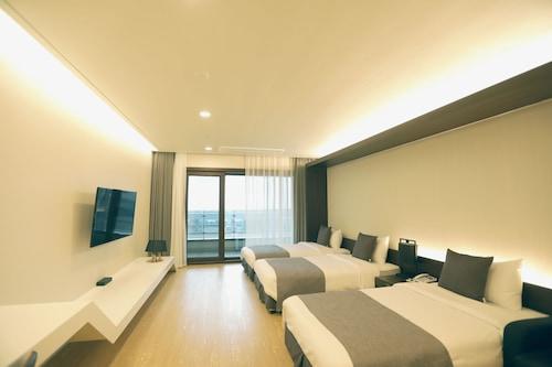 濟州立方體渡假村/