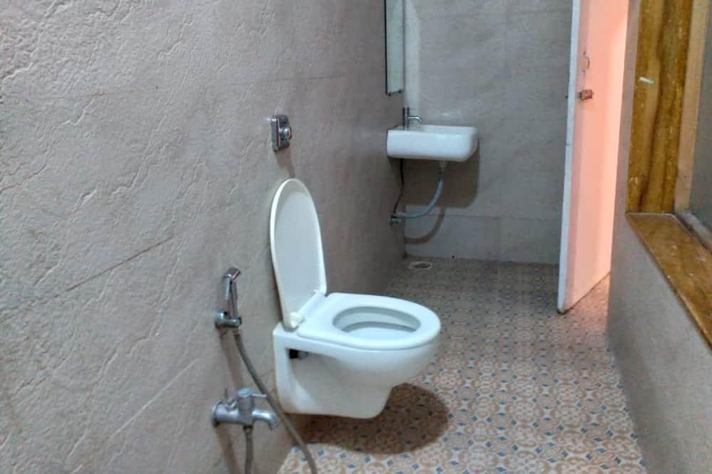 豪华双人房 - 浴室