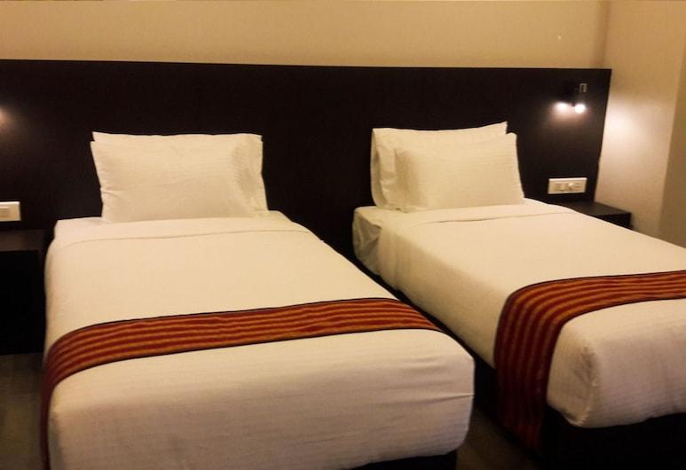 不丹加美加飯店, 彭措林, 雙人或雙床房, 2 張單人床, 非吸煙房, 客房