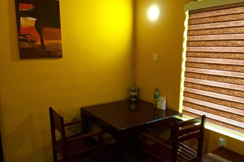 Villa - Opholdsområde