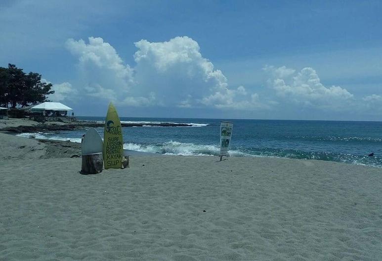هوستل دي كاتالينا, San Juan, الشاطئ