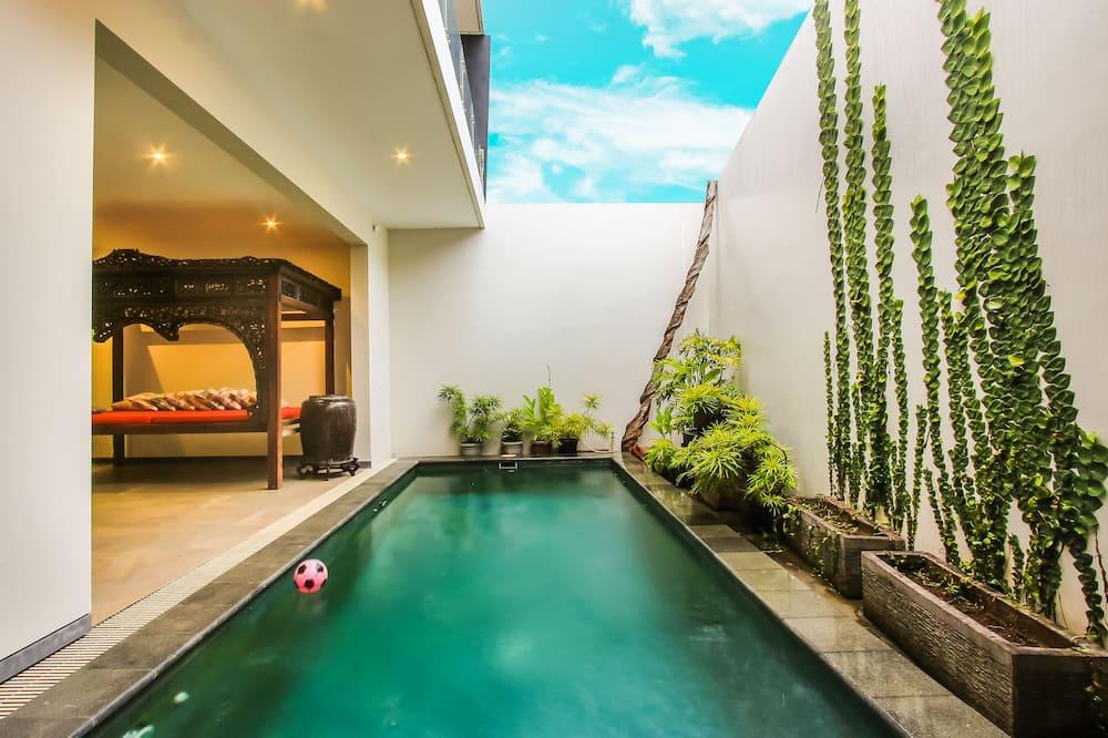 Villa, 2 habitaciones, piscina privada - Alberca privada